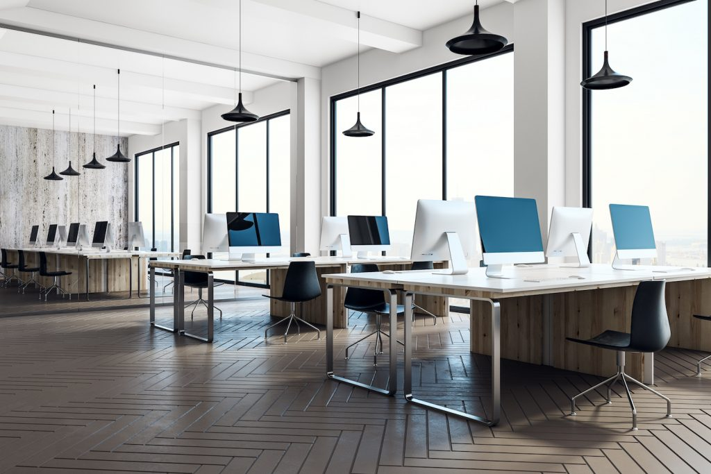 The Pros and Cons of an Open Office Layout